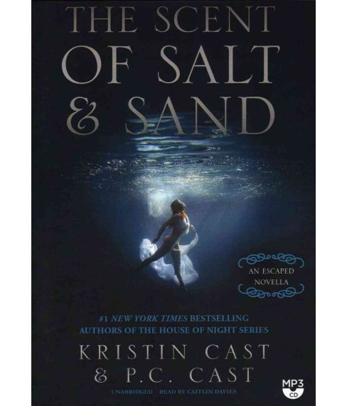 Scent of Salt and Sand (MP3-CD) (Kristin Cast) - image 1 of 1