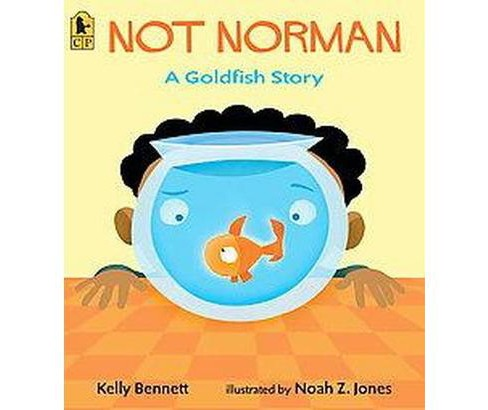 Not Norman (Reprint) (Paperback) by Kelly Bennett - image 1 of 1