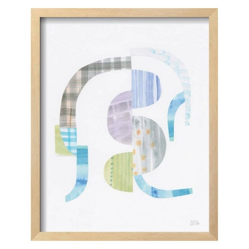 Fragments V by Melissa Averinos Framed Art Print - Art.com - image 1 of 3