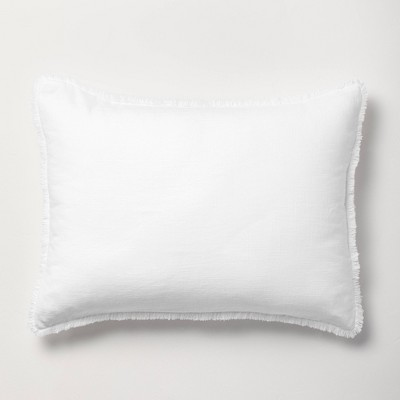 Heavyweight Linen Blend Pillow Sham - Casaluna™