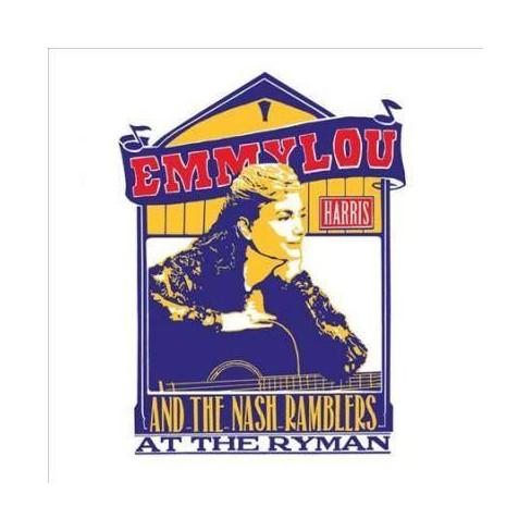 Emmylou Harris & The Nash Ramblers - At The Ryman (CD) - image 1 of 1