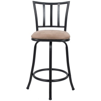 Trending Kitchen Dining Furniture Robinson Adjustable Height Barstool