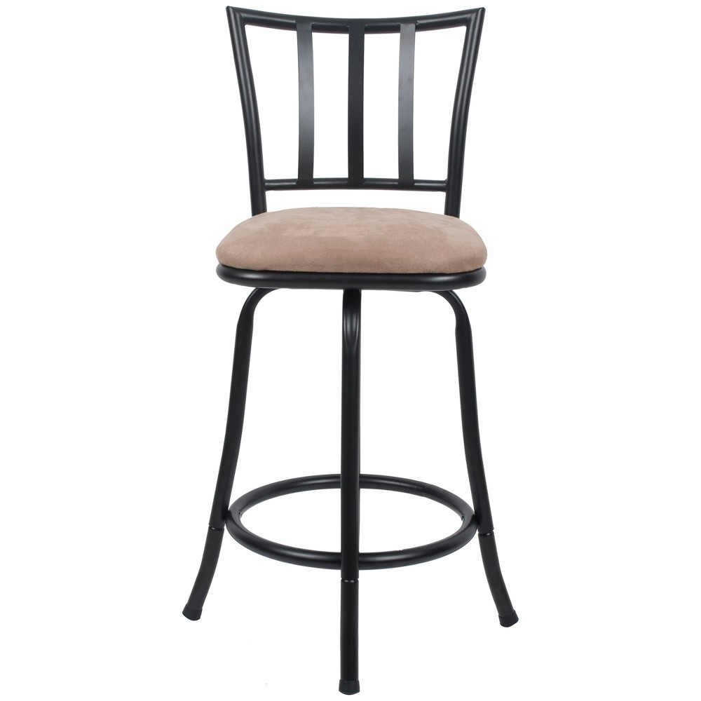 Image of Robinson Adjustable Height Barstool Dark Bronze - Cheyenne Products