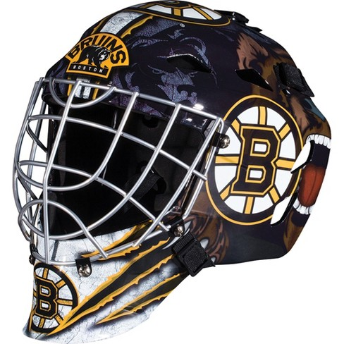 Nhl Boston Bruins Franklin Sports Goalie Helmet Target