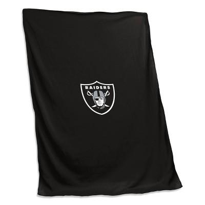NFL Las Vegas Raiders Sweatshirt Blanket