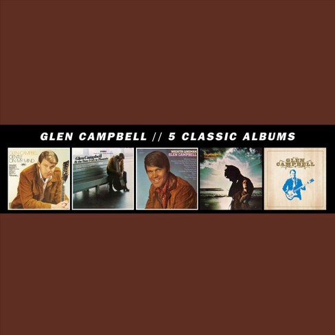 Glen campbell - 5 classic albums:Glen campbell (CD) - image 1 of 1