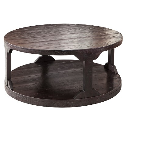 Cocktail Table Dark Chestnut  - Signature Design by Ashley - image 1 of 4