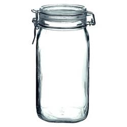 Bormioli Rocco Fido 50.75oz Square Jar - Clear