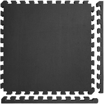 "Meister X-Thick 1.5"" Interlocking 16 Tiles Gym Floor Mat"