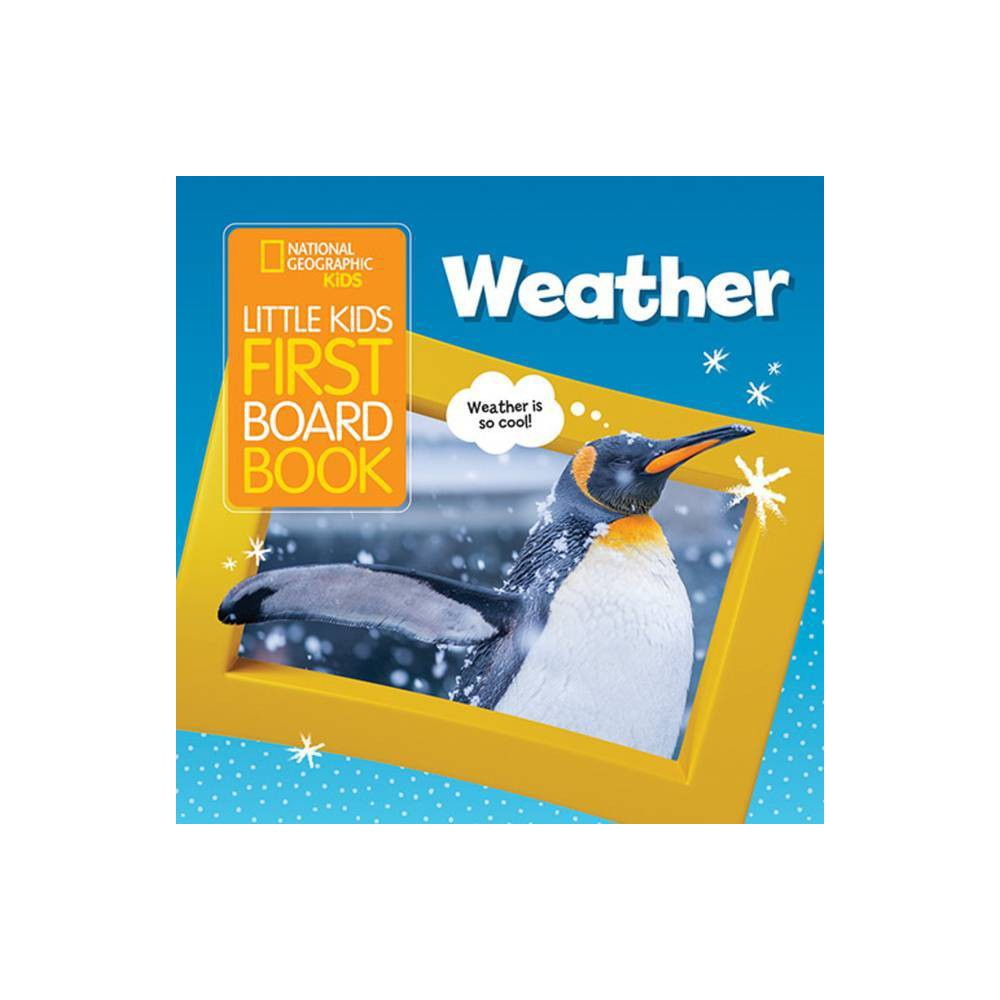 Little Kids First Board Book Weather By Ruth A Musgrave