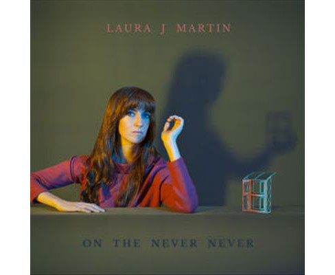 Laura martin - On the never never (Vinyl) - image 1 of 1