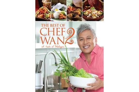 Best of Chef Wan : A Taste of Malaysia -   Book 2 New (Paperback) - image 1 of 1
