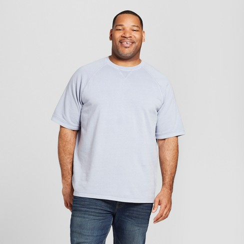Men's Big & Tall Short Sleeve French Terry T-Shirt - Goodfellow & Co™ - image 1 of 3