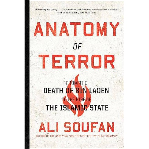 Anatomy of Terror - by  Ali H Soufan (Paperback) - image 1 of 1