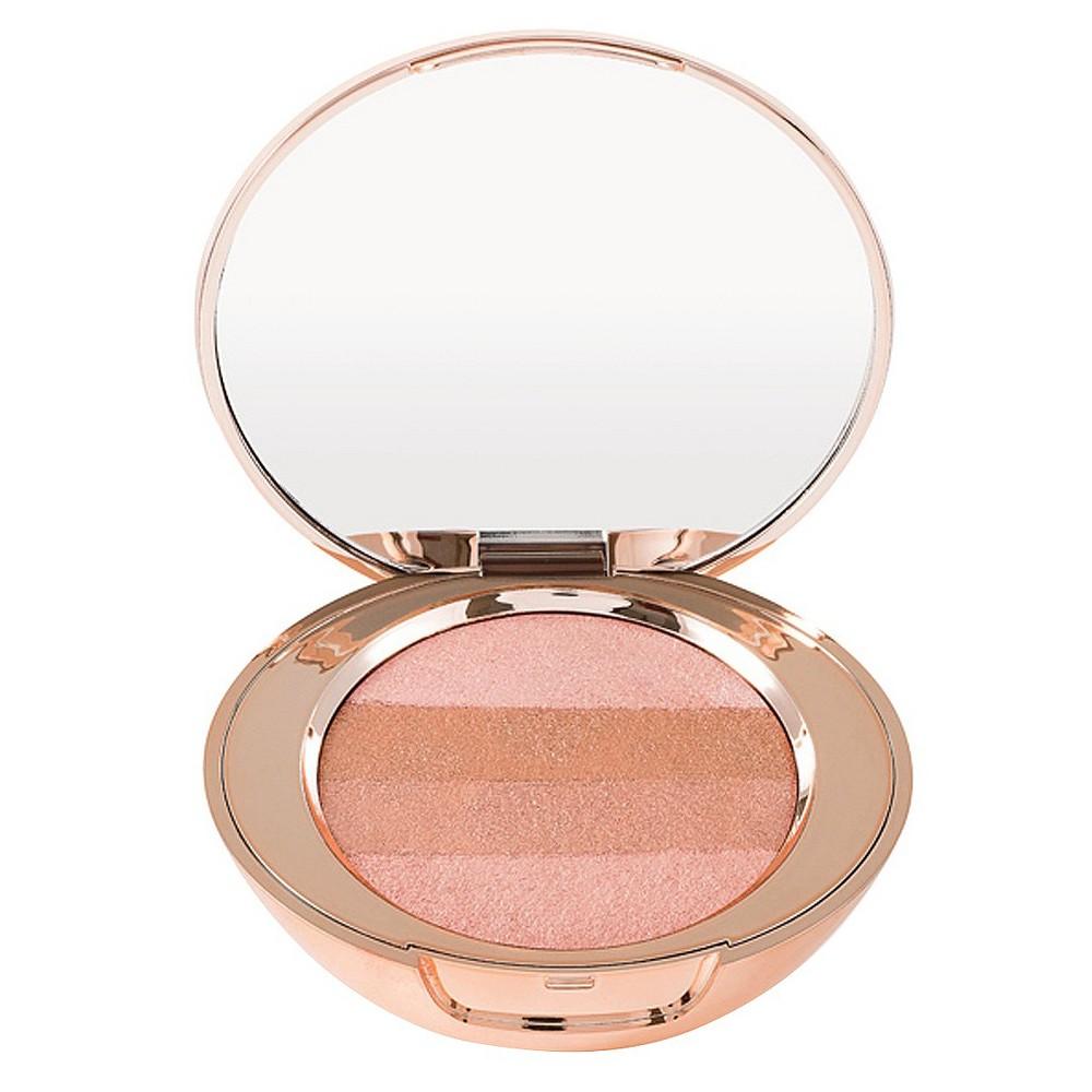 No7 Shimmer Brick Pink, Powder Pink