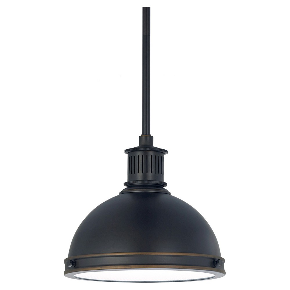Image of Sea Gull Lighting Ceiling Lights - Black