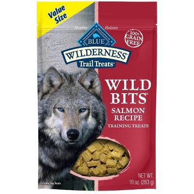 Dog Treats: Blue Buffalo Wild Bits