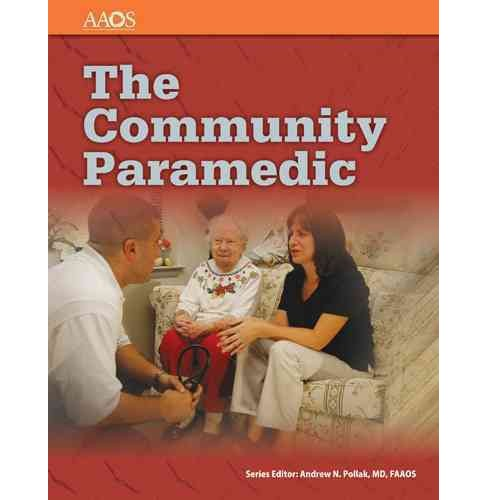 Community Health Paramedicine (Paperback) - image 1 of 1