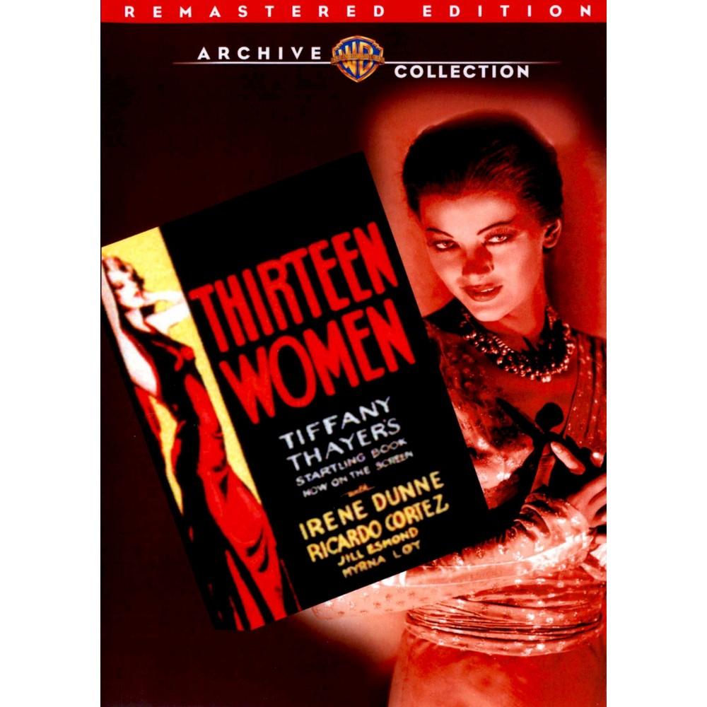 Thirteen Women (Dvd), Movies