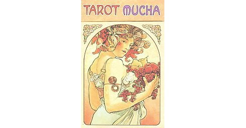 Tarot Mucha (Multilingual) (Mixed media product) - image 1 of 1