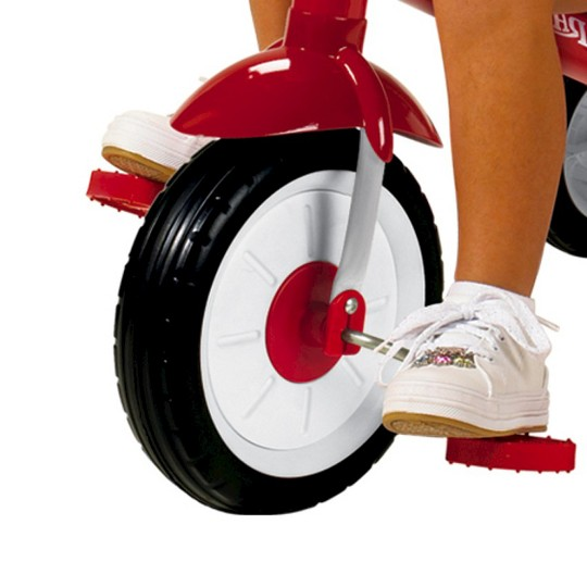 Radio Flyer Steer & Stroll Trike - Red image number null