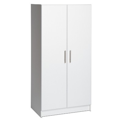 "Elite 32"" Storage Cabinet White - Prepac"