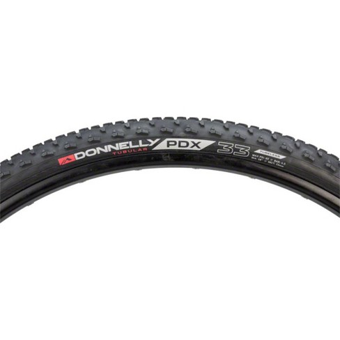 Donnelly PDX Tire - 700 x 33 Tubular Folding Black - image 1 of 3