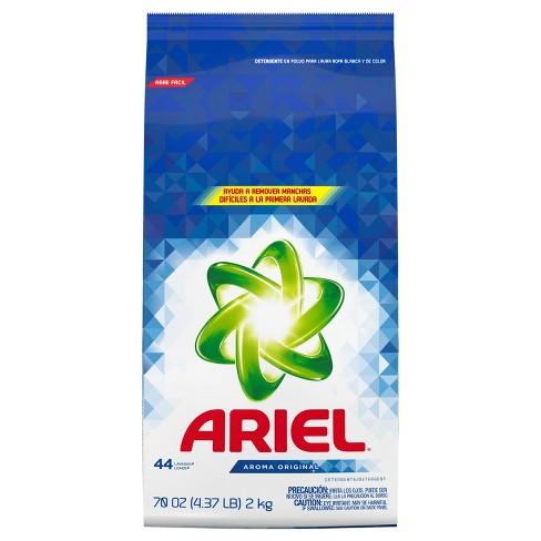 Ariel Original Laundry Detergent Powder - 70oz