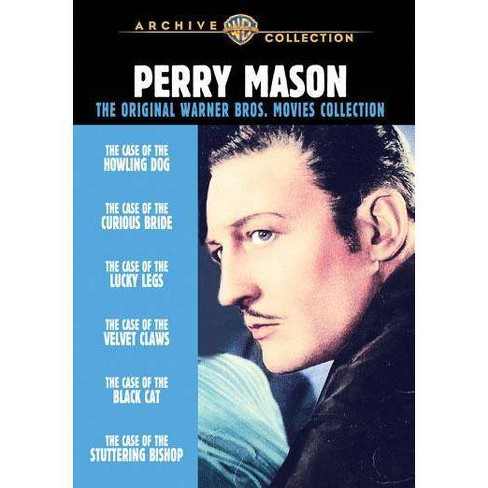 Perry Mason: The Original Warner Bros. Movies Collection (DVD) - image 1 of 1