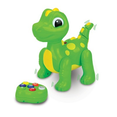 The Learning Journey Early Learning Remote Control ABC Dancing Dino
