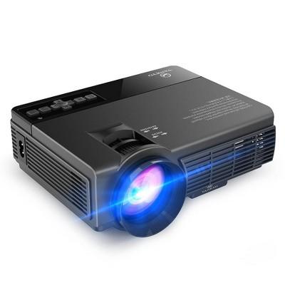 VANKYO Leisure C3 Mini Projector - Black
