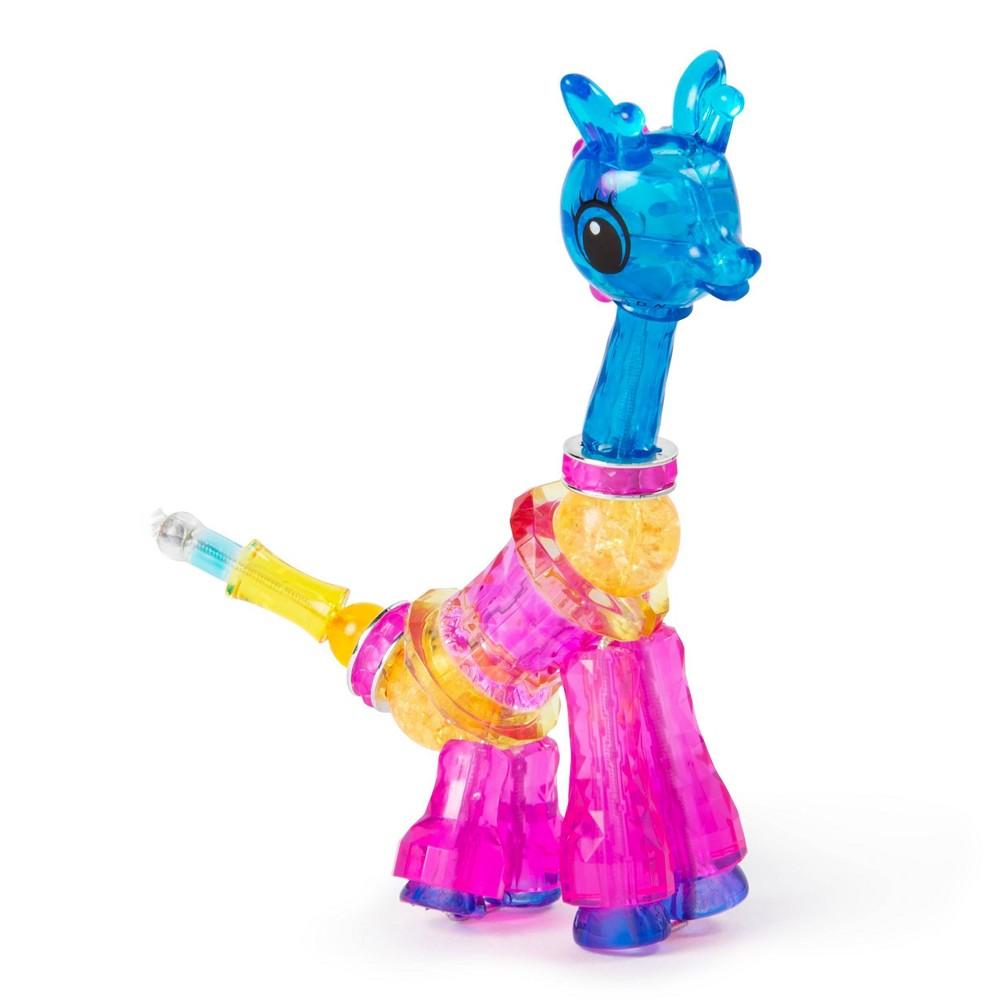 Twisty Petz Series 2 Jellybean Giraffe Bracelet, Size: Small, metallic