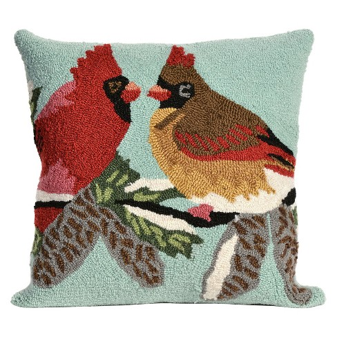 Blue Throw Pillow - Liora Manne - image 1 of 2