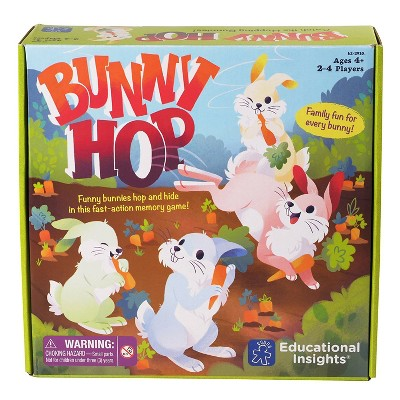 Educational Insights Bunny Hop Game