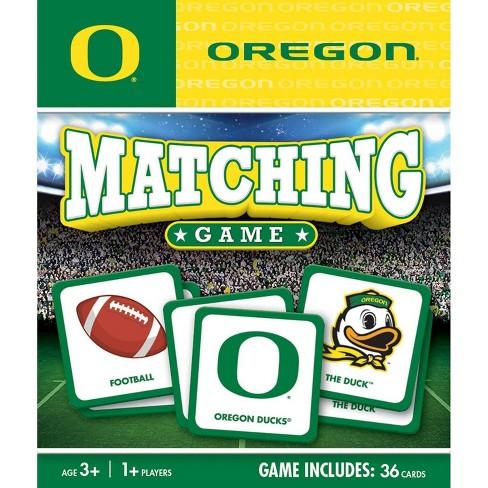 NCAA Oregon Ducks Matching Game - image 1 of 4