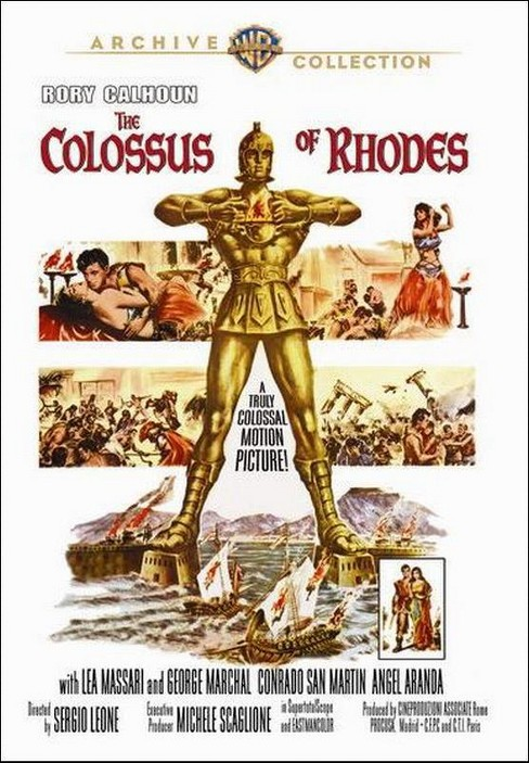 Colossus of rhodes (DVD) - image 1 of 1