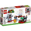 LEGO Super Mario Whomp's Lava Trouble Expansion Set Building Toy for Creative Kids 71364 - image 4 of 4