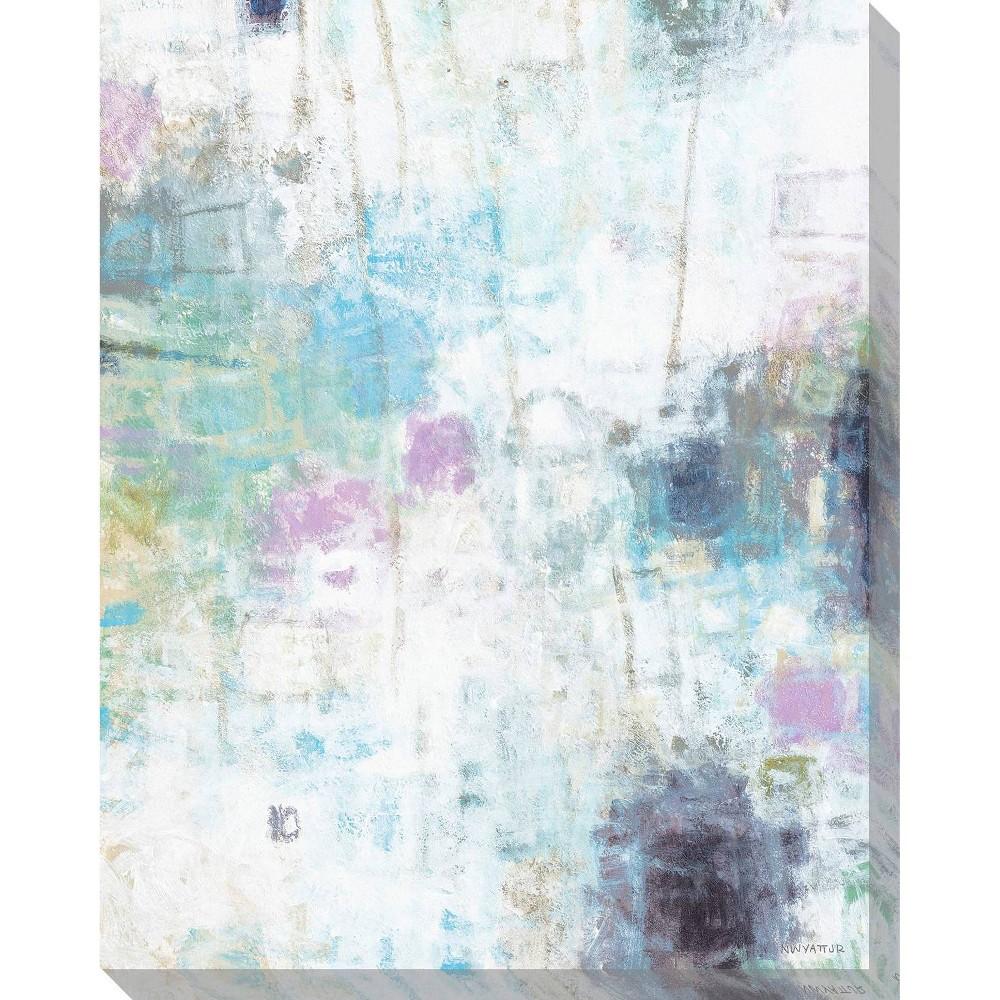 Image of Balance II Wall Art Canvas - (24X30)
