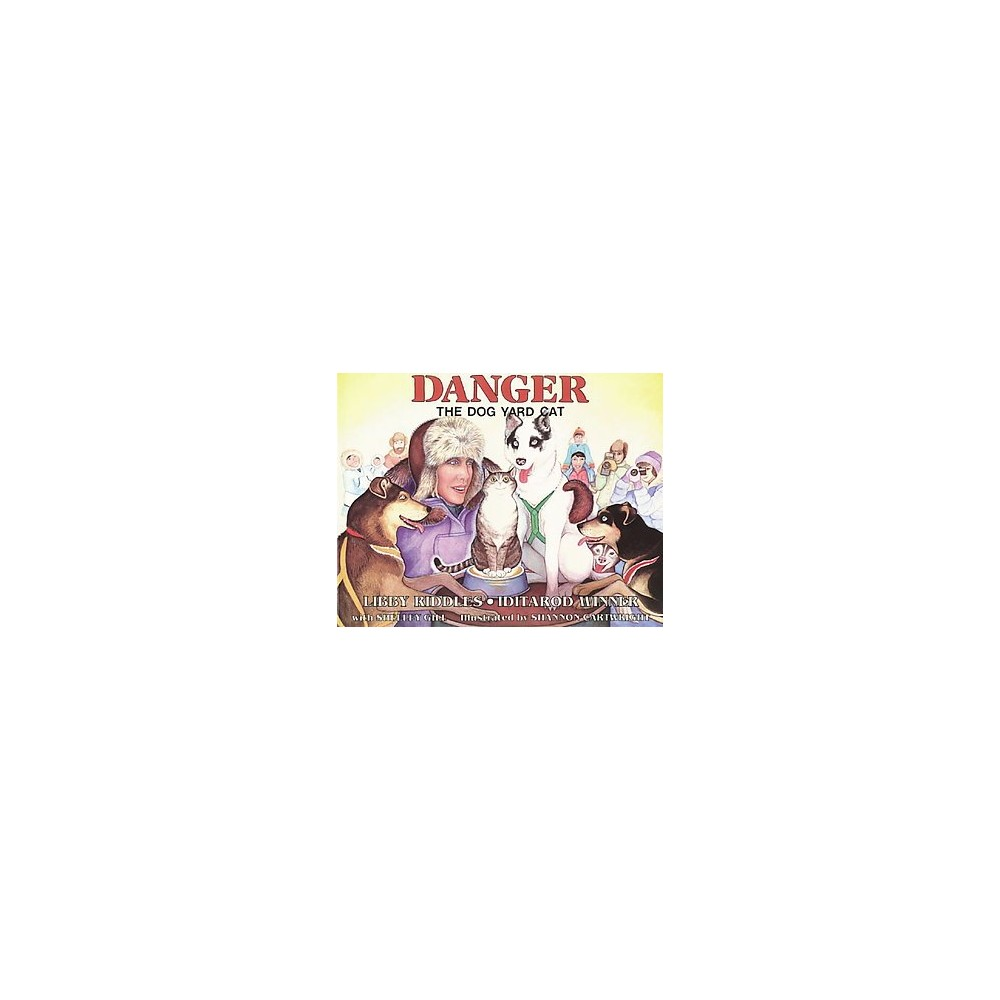 Danger the Dog Yard Cat ( Paws IV) (Reissue) (Paperback), None - Dnu