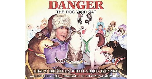 Danger the Dog Yard Cat ( Paws IV) (Reissue) (Paperback) - image 1 of 1