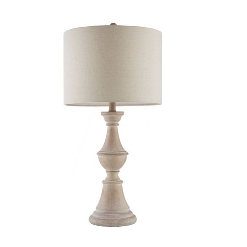 "28.5"" Boswirth Table Lamp (Includes Energy Efficient Light Bulb) Natural - image 1 of 4"