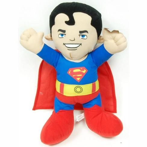 "Toy Factory Super Friend 13"" Plush Buddy Superman - image 1 of 1"