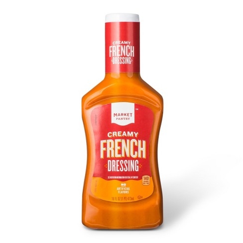 French Style Salad Dressing - 16oz - Market Pantry™ - image 1 of 1