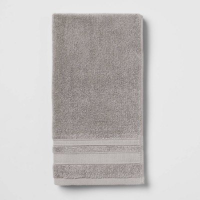 Performance Hand Towel Gray - Threshold™