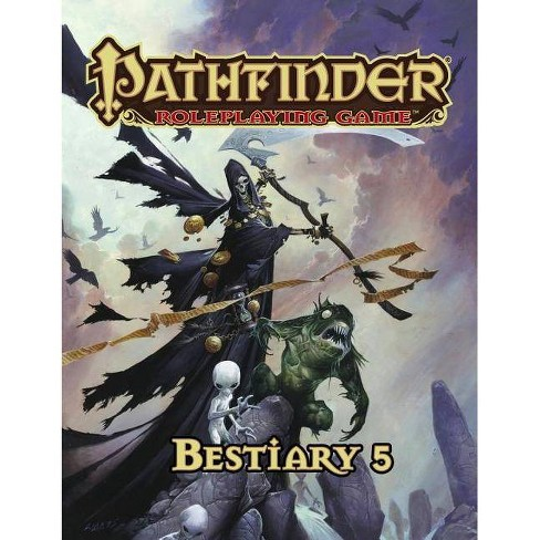 Pathfinder Roleplaying Game: Bestiary 5 - by Jason Bulmahn (Hardcover)