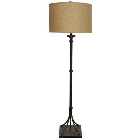 Floor Lamp Bronze Cloud  - StyleCraft - image 1 of 3