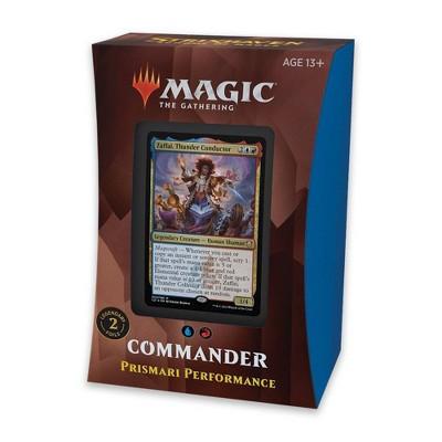 Magic:The Gathering Strixhaven Commander Deck Prismari