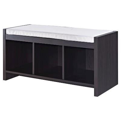 Charmant Hendland Entryway Storage Bench With Cushion   Room U0026 Joy