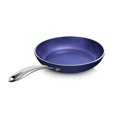 "Granitestone Blue 10"" Saute Pan"