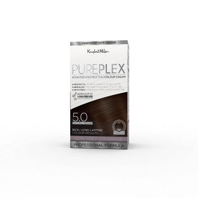 Knight & Wilson PurePlex 5.0 Natural Brown Permanent Color